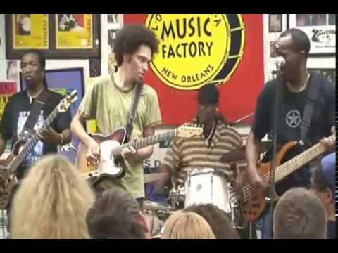 Ivan Neville's Dumpstaphunk @ Louisiana Music Factory JazzFest 2007