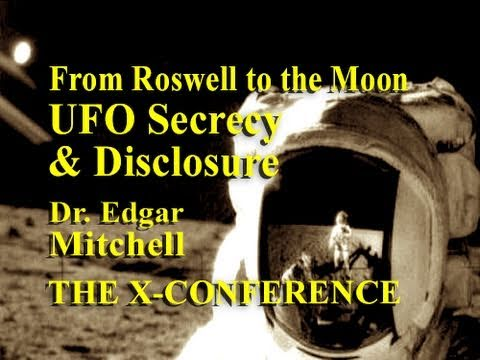 NASA & UFO SECRECY - Astronaut, Dr. Edgar Mitchell LIVE