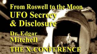 NASA & UFO SECRECY - Astronaut, Dr. Edgar Mitchell LIVE