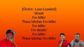 "Loso Loaded ""Loso Boat"" Feat. Lil Yachty (LYRICS ON SCREEN)"