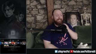Pat Stares at Resident Evil 2 Remake ONE SHOT DEMO