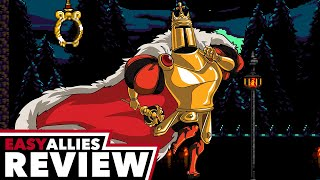 Shovel Knight: King of Cards - Easy Allies Review (Video Game Video Review)