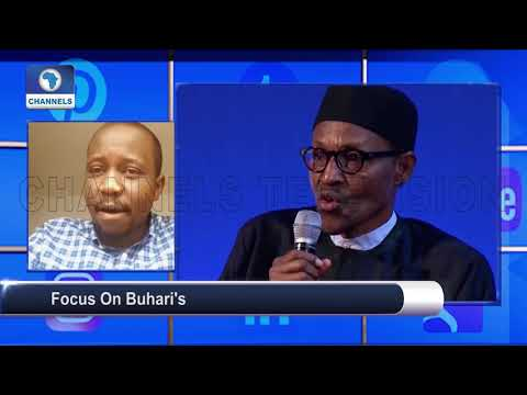 Focus On Buhari's Comments On Nigerian Youths Pt.2 |Channels Beam|