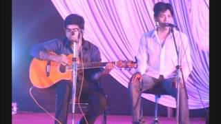 Mohit Chauhan (Unplugged Acoustic Gig) in Annual Gathering of PCCOE