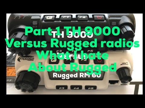 SXS UTV UT Rugged radio clean up, why I am not happy with my Rugged radio part 1