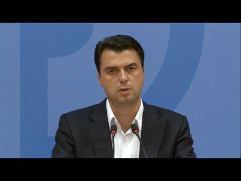 Zgjedhje 2017, Lulzim Basha, fjalimi i humbjes (News24)