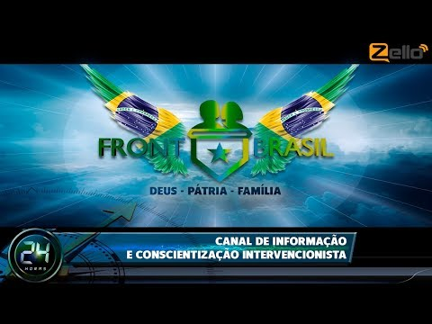 🔴FRONT BRASIL OFICIAL - FRONT TV ONLINE OFICIAL !!!