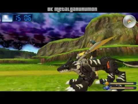 Digimon World 3 Ds America