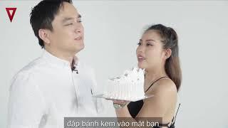 Teaser Dare Pong Season 2 E.7 Minh Khng Vs. Bch Trm