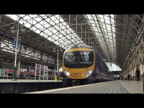 Transformation of rail travel in the north