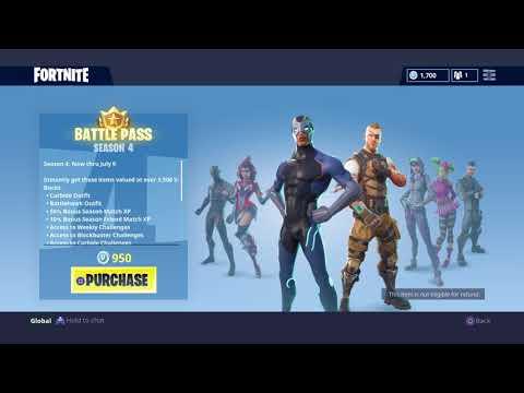 First Time Getting V-Bucks + Battle Pass + The Teknique Skin (Fortnite)