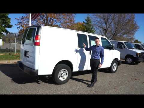 Used Cargo Vans, Work Trucks, & Box Trucks For Sale in Minne