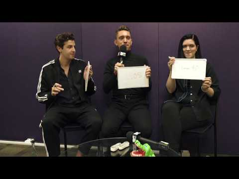 How Well Does Oliver, Romy & Jamie Know The xx?