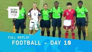 Football- Venezuela v China PR Gold Medal Match  | Full Replay | Nanjing 2014 Youth Olympic Games