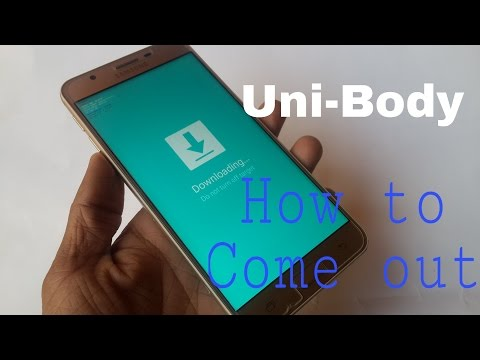 How to disable Download mode in Samsung uni-body Devices