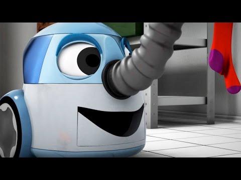 Смотреть мультфильм про пылесос