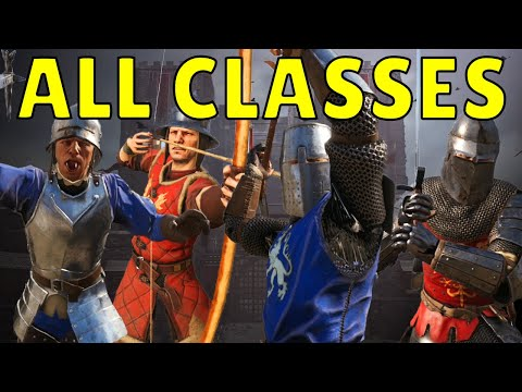 Chivalry 2 – ALL CLASSES & SUBCLASSES Explained