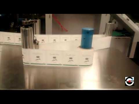 Máquina revisadora de etiquetas au. 250 mm