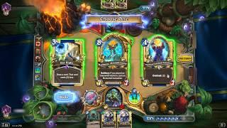 flossy miracle rogue vs shaman UNGORO