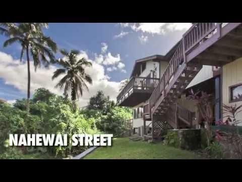 Nahewai Street - Kaneohe, Hawaii