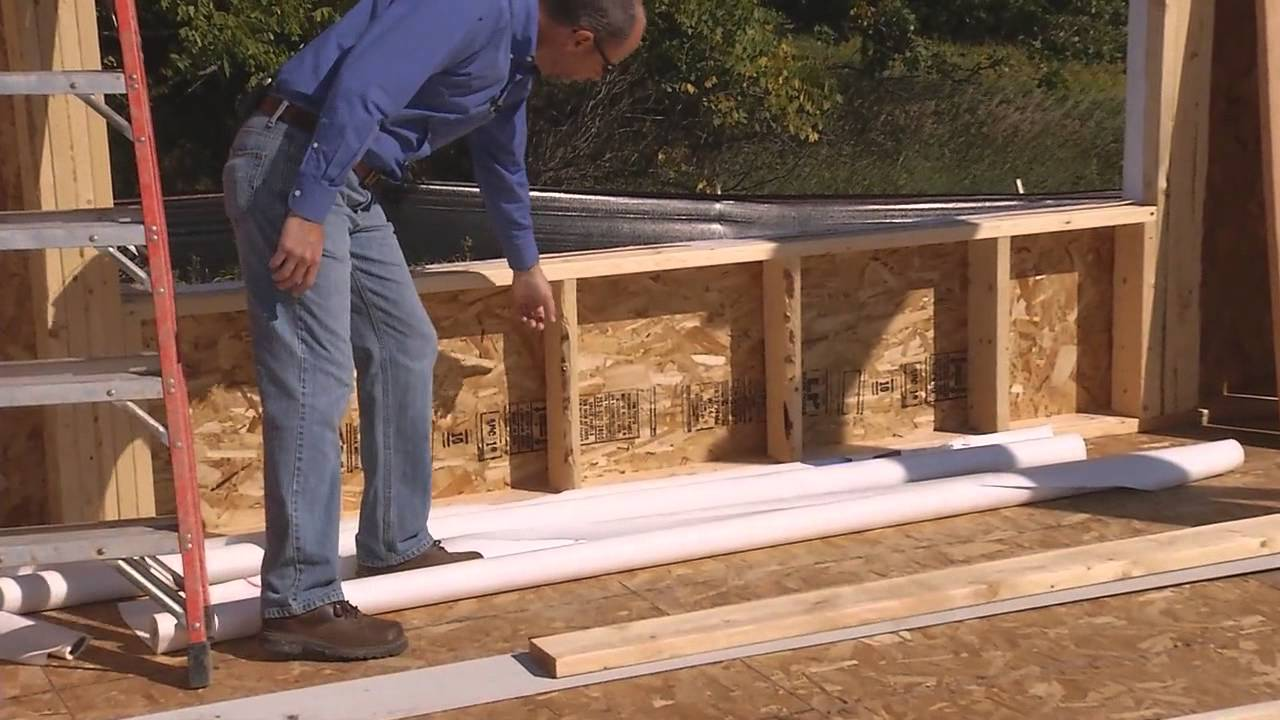 2x6 construction new home building today youtube - Building a new home ...