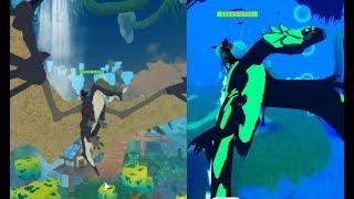 Dragon Adventures Roblox All Ocean Dragons Preuzmi