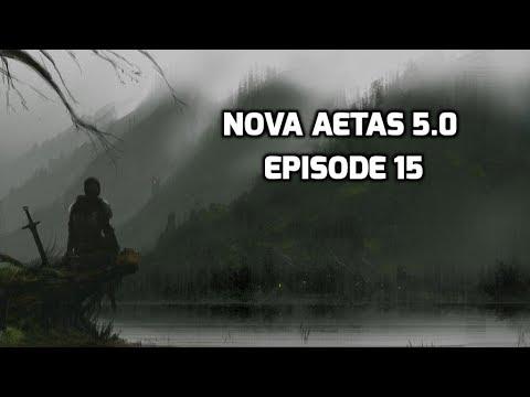 Nova Aetas Part 15 Crazy Weird Sky Battle Glitch! Making Gold!