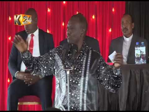 SIASA ZA MAU: Naibu rais William Ruto azuru Narok