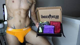 MODELING SOME UNDERWEAR! | Tommy 2327