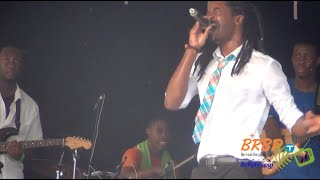 JOEL POSITIVE MURRAY LIVE 2015 PERFORMANCE IN DOMINICA @brbptv
