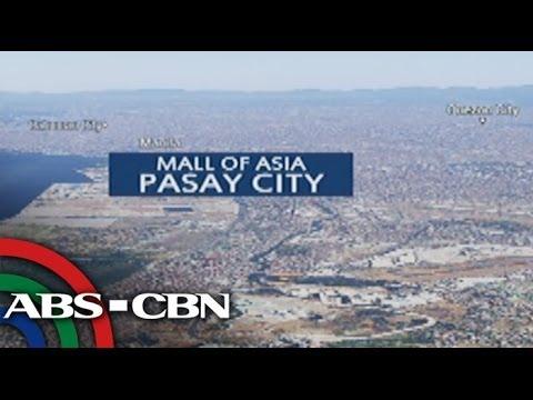 Gunshots heard at SM Mall of Asia