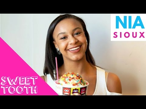 Nia Sioux Talks About Life After Dance Moms (SWEET TOOTH) | Hollywire