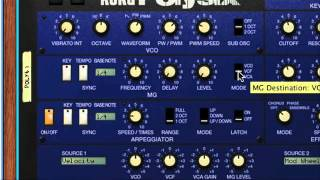 Guide to Reason Rack Extensions Part 1 - Korg Polysix - With ProducerTech