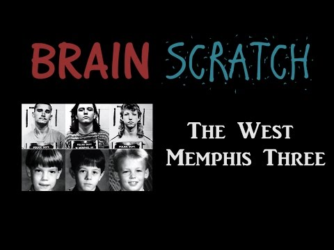 BrainScratch: The West Memphis Three