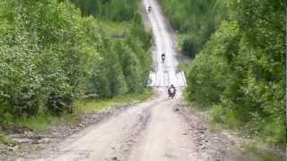 Архангельщина 2012 (часть 1)(Фильм о внедорожном путешествии на мооциклах эндуро по Архагельской области. За 18 дней было пройдено около..., 2013-01-22T04:39:20.000Z)