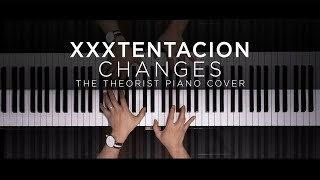Download XXXTENTACION - Changes | The Theorist Piano Cover Mp3 and Videos
