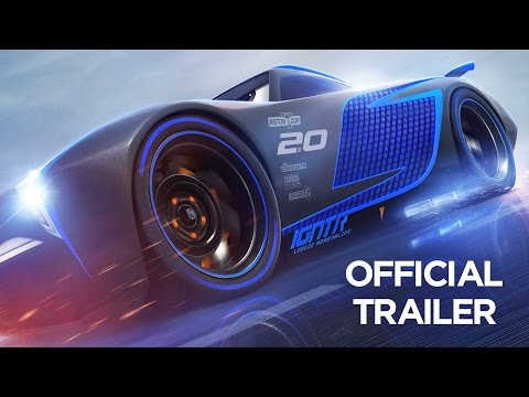 """Cars 3 """"Rivalry"""" Official Trailer"""