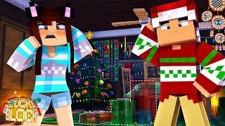 A JORNADA DOS TRÊS MAPAS DE NATAL! - Minecraft: Desafio de Lucky Block