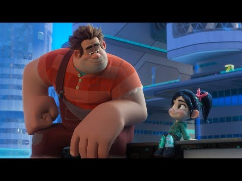Now Playing | Ralph Breaks The Internet