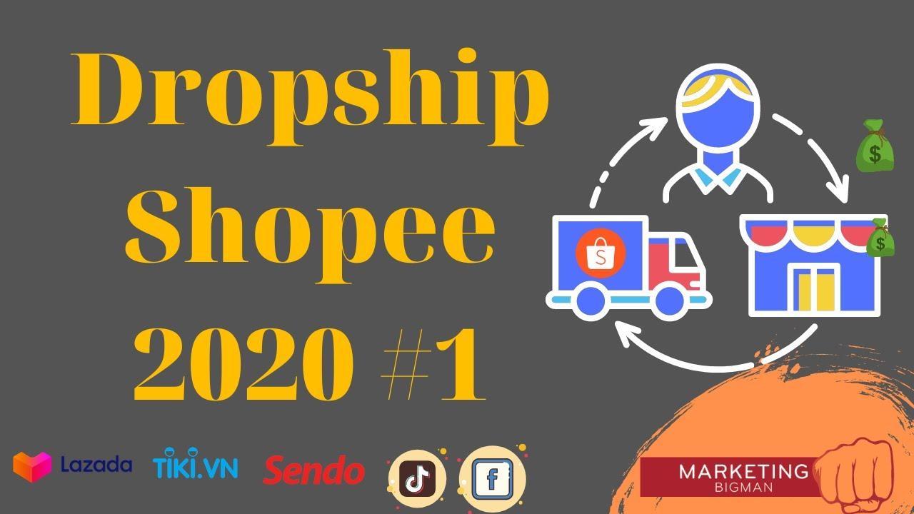 Dropship Shopee nền tảng Netsale thực chiến kiếm tiền
