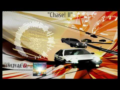 Initial D Fourth Stage Soundtrack - Chase 2