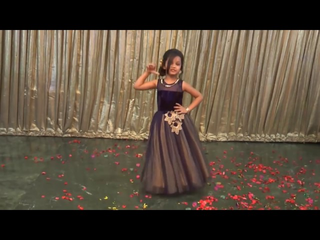 Chittyaan Kalaiyaan   Awesome Dance Performance By 6 Year old Girl2