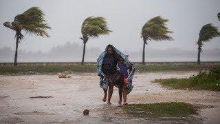 Hurricane Irma tears through Cuba, Caribbean