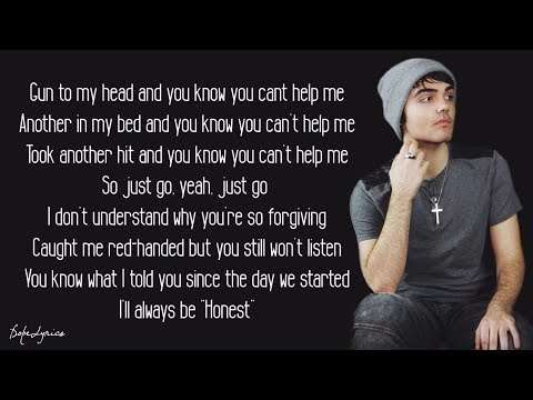 Nico Collins - Honest (Lyrics) 🎵