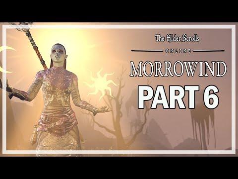 The Elder Scrolls Online Morrowind Let's Play Part 6 - Divine Intervention