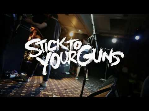 Stick To Your Guns live @ Bald Faced Stag, AUS Full Concert HD multi cam