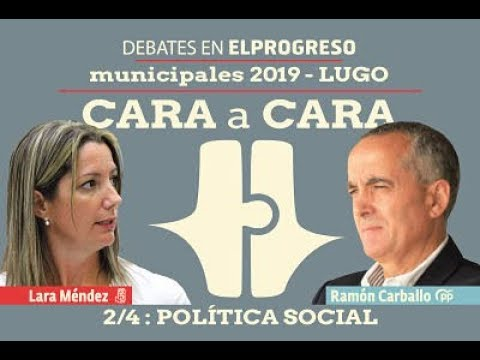 Cara a cara: Lara Méndez vs. Ramón Carballo