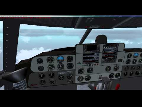FSX - Buffalo Airways French Polynesia Tour - C-46 Commando - Leg 16