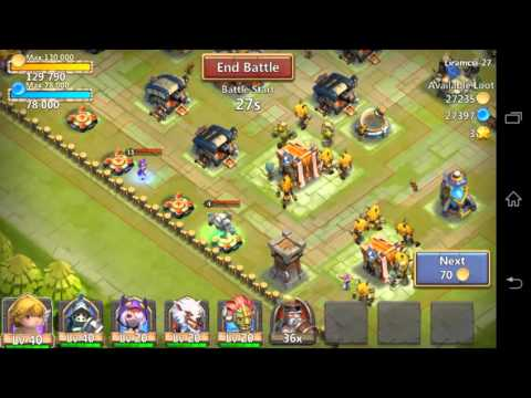 Castle Clash Heroes Review Cupid