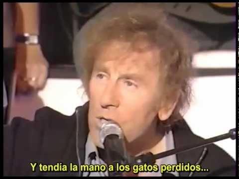 Alain Souchon canta a Brassens - Putain de toi (Subtitulado Español)